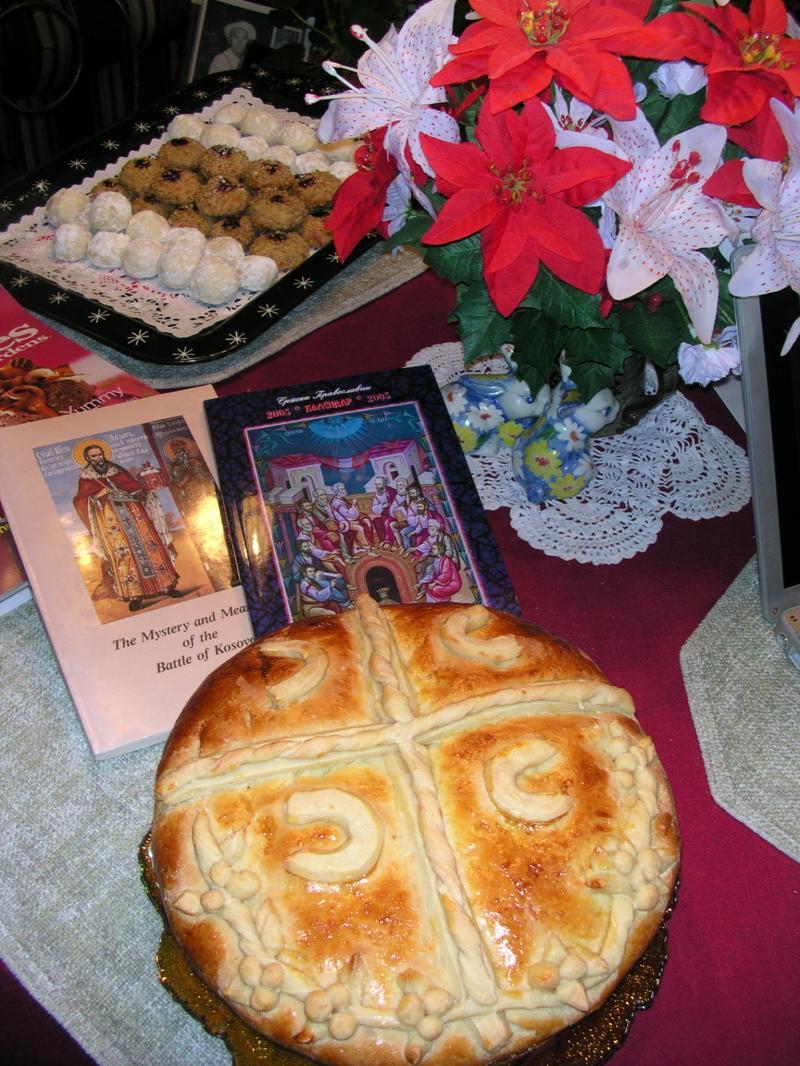 serbian history 101 christmas customs - When Is Serbian Christmas