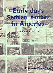 Early Days: Serbian Settlers in America
